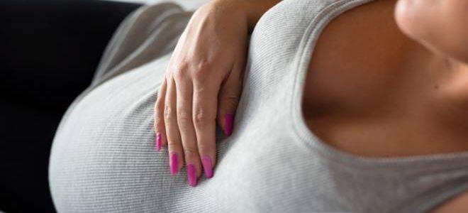 Почему может увеличиться размер яичника при беременности