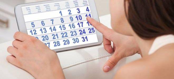 Какие дни цикла подходят для проведения лапароскопии кисты яичника