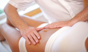 Массаж при бесплодии гинекологический
