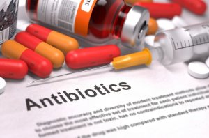 Лечение образования антибиотиков