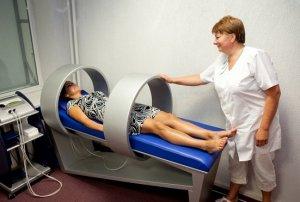 Терапевтическое лечение кисты