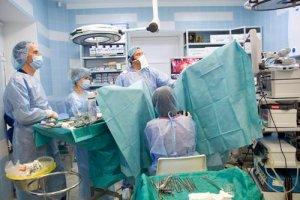 Операция при поликистозе