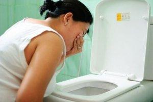 Тошнота и рвота при заболевании