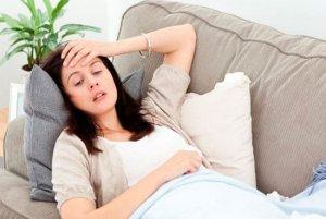 Симптомы воспаления яичников у женщин. Признаки воспаления неспецифичны